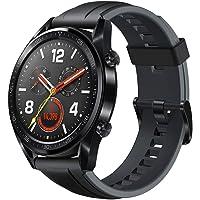 "HUAWEI Watch GT Smartwatch, 1,39"" AMOLED Touchscreen GPS Fitness Tracker Herzfrequenzmessung,5 ATM wasserdicht - schwarz"