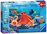 Ravensburger Italy 09103 4 - Puzzle Alla Ricerca di Dory, 2 x 24 Pezzi