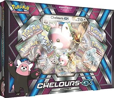 Pokemon- Coffret Pokémon GX Chelours
