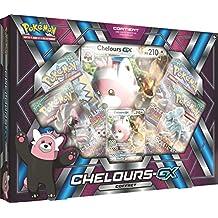 Asmodee - Coffret Pokémon GX Chelours