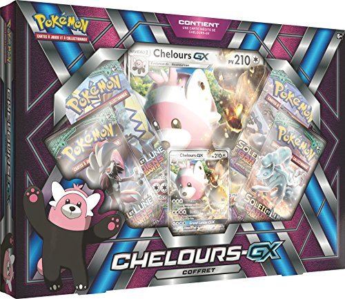 Pokemon - Coffret Chelours GX (en Français)