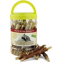 Pet Cuisine Friandise pour Chien, Sticks de Canard et de Peau de Buffle Naturelle, 340g