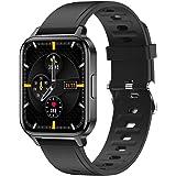 """Smartwatch, Reloj Inteligente Impermeable IP68 para Hombre Mujer niños,Smartwatch 1.7 """"Reloj de Pantalla Completa Hombres Muj"""