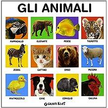 Gli animali (Libri fotografici)