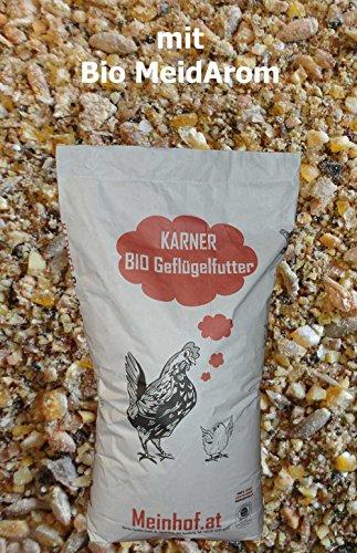 Karner Bio Legehennenfutter gegen Milben