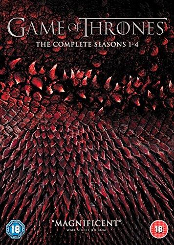 Series 1-4 (20 DVDs)