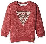 Fox Baby Boys' T-Shirt (632694720724_Wine Melange_24)