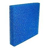 Filtermatte Filterschwamm Filterschaum 100x100x3cm PPI30-fein