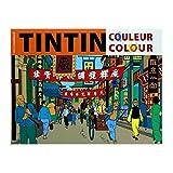 Livre de coloriage Les Aventures de Tintin V1 24349 (2016)...