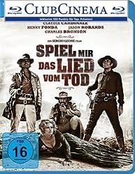 Henry Fonda (Darsteller), Claudia Cardinale (Darsteller), Sergio Leone (Regisseur)|Alterseinstufung:Freigegeben ab 16 Jahren|Format: Blu-ray(342)Neu kaufen: EUR 5,5559 AngeboteabEUR 4,97