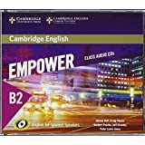 Cambridge English Empower for Spanish Speakers B2 Class Audio CDs (4)