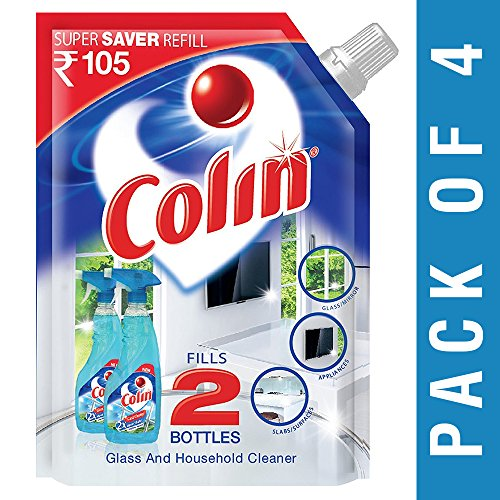 Colin Regular Refill, 1 L (Pack of 3)