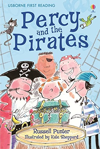 Percy and the pirates. Con CD Audio (English Learners)