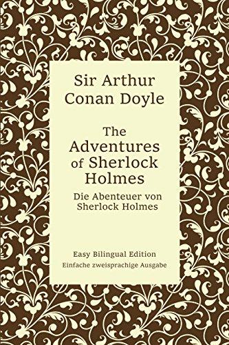 the adventures of sherlock holmes die abenteuer von sherlock holmes english to german