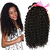 Best Grade Of Human Hair Weave - Beauty Hair Unprocessed Malaysian Virgin Curly Hair Extensions Review