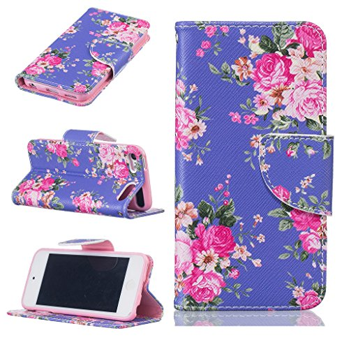 ipod-touch-5th-6th-generation-case-free-tempered-glass-screen-protector-boxtiir-elegant-leather-wall