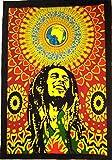 légendaire Bob Marley Poster mur, Hippie Tapisserie, mur indienne Suspendre, Boho ou Résidence Decor, bohemiam mur Art