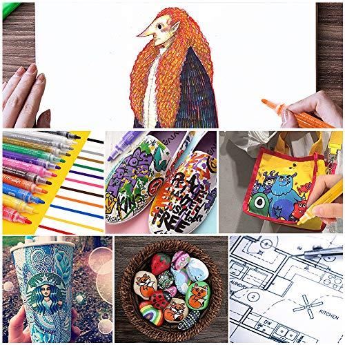 Zoom IMG-1 xiapia pennarelli a vernice acrilica