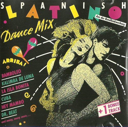 Geile Nonstop Latino-Rhythmen für Tanzparty, Tanzschule, Hochzeit, Fiesta (CD Album Latino Dance Machine, 6 Tracks)
