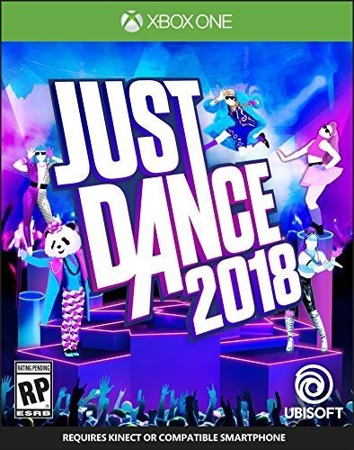 Just Dance 2018 XBO 614ugx 3o8L