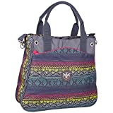 Chiemsee Umhängetasche Ladies Handbag Small, Native Iron Gate, 42 x 37 x 11 cm, 11 Liter, 5080043