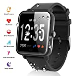 Smartwatch Smart Armbanduhr Wasserdicht IP67 Smart Watch sports watch Fitness Tracker mit Pulsmesser Aktivitätstracker...