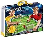 Playmobil - 6857 - Terrain de footbal...