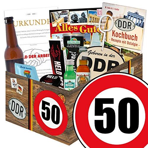 eburtstag 50 | Geschenkkorb Freund | Männer Geschenkbox ()