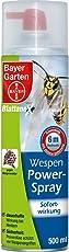Bayer Blattanex Wespen-Powerspray mit Sofortwirkung