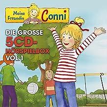 Meine Freundin Conni (Hörspiel zur TV-Serie) - Die große 5CD-Hörspielbox Vol.1