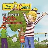 Conni (TV) - Die große 5-CD Hörspielbox Vol. 1