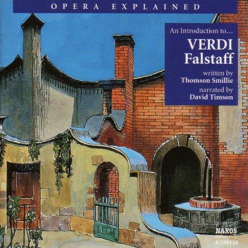 Verdi: Falstaff  Audiolibri
