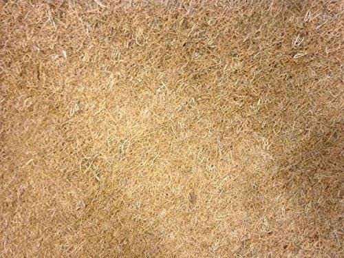 Gartenallerlei Kokosmatte Winterschutz 100% natürlich | ca. 70x400cm | Kälte- und Nässeschutz, beschichtet mit Naturkautschuk