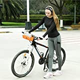 #6: Skyfish Cycling Bike Frame Bag Tube Pannier Pouch for Smartphones/Cellphone Mobiles Bicycle Accessories