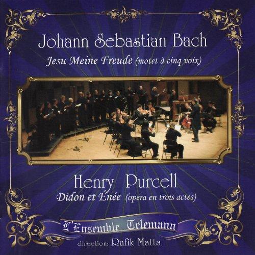 Bach purcell by orchestre baroque et choeur de chambre for Chamber l orchestre de chambre noir