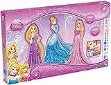 Orb Factory ORB11402 Princesas Disney - Kit para hacer mosaicos adhesivos, diseño de Rapuncel, Cenicienta y Aurora