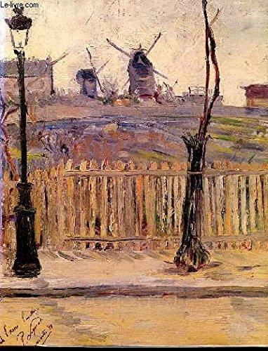 Paris vu par les peintres de corot à foujita - catalogue des expositions