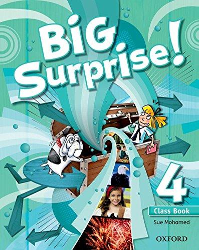 Big Surprise! 4 Class Book