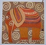 Untersetzer aus Kork, Elefant, Original, Dekoration für die Küche