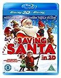 Saving Santa (Blu-ray 3D + Blu-Ray) [Reino Unido] [Blu-ray]