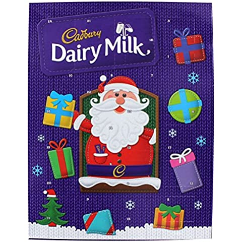 Cadbury - Dairy Milk Advent Calendar - 90g