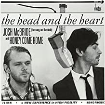 Josh McBride / Honey Come Home (10'' 78rpm Vinyl) by The Head And The Heart