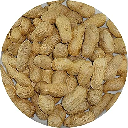 MONKEY NUTS - NUTS IN SHELLS - PARROTS - SQUIRRELS - BADGERS - 200 G 1