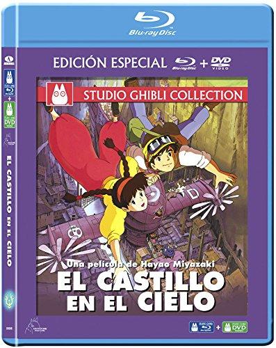 El Castillo En El Cielo [Blu-ray] 614vlJTP2dL