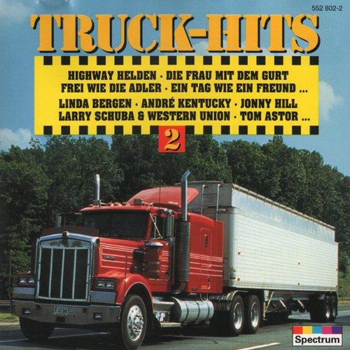 Hits für harte Brummi-Fahrer ... (Compilation CD, 14 Tracks) -