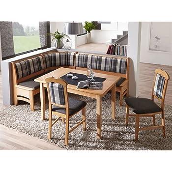 sch sswender eckbankgruppe bali kernbuche teilmassiv besteht aus eckbank wangentisch mit. Black Bedroom Furniture Sets. Home Design Ideas