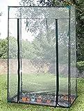 Tomatenhaus / Foliengewächshaus Greenday 100x50x150cm