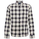 TOM TAILOR Kids Mädchen Bluse Checked Shirt, Blau (Navy 6000), 152