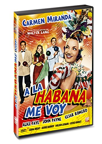 Preisvergleich Produktbild A La Habana Me Voy DVD 1941 Week-End in Havana