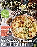 Living at Home Spezial Nr. 24: 86 Rezepte und Ideen für Herbstfeste